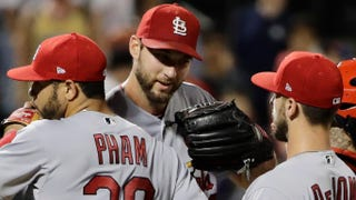 Wacha: Shutout is 'something I had never tasted in the big leagues'