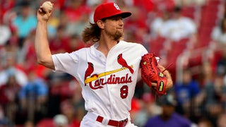 Mike Leake: 'I don't see a reason to change my routine at this point'
