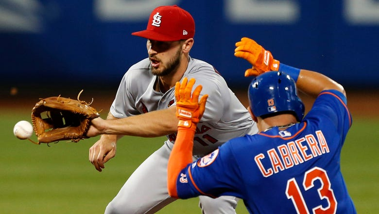 Win over Mets would lift Cards to .500 for first time since June 2