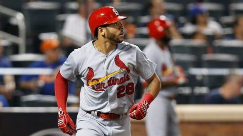 Zack Wheeler allows four runs in 6-3 loss to the Cardinals