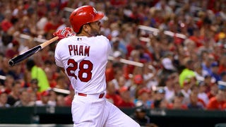 Matheny says young call-ups are 'not fazed'