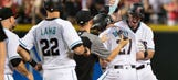 D-backs start with 3 homers, finish with walk-off win over Nationals