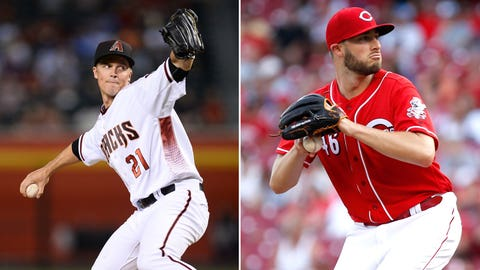 Today's starting pitchers: RHP Zack Greinke vs. RHP Tim Adelman