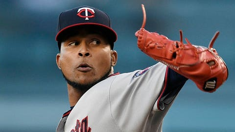 Pair of HRs by Polanco spark Twins in 6-4 win