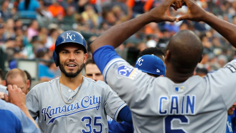 Yost after Royals beat Tigers 16-2: 'So much offense'