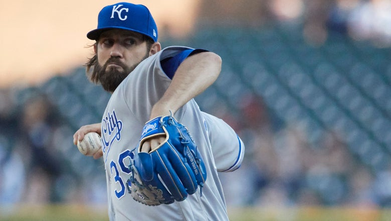 Jason Hammel says his sinker was 'best it's ever been' against Tigers