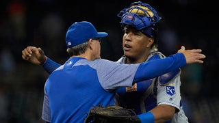 Salvador Perez on Royals' trade: 'I think it's going to be great'