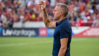 Peter Vermes: 'We didn't show much energy at all' in first half