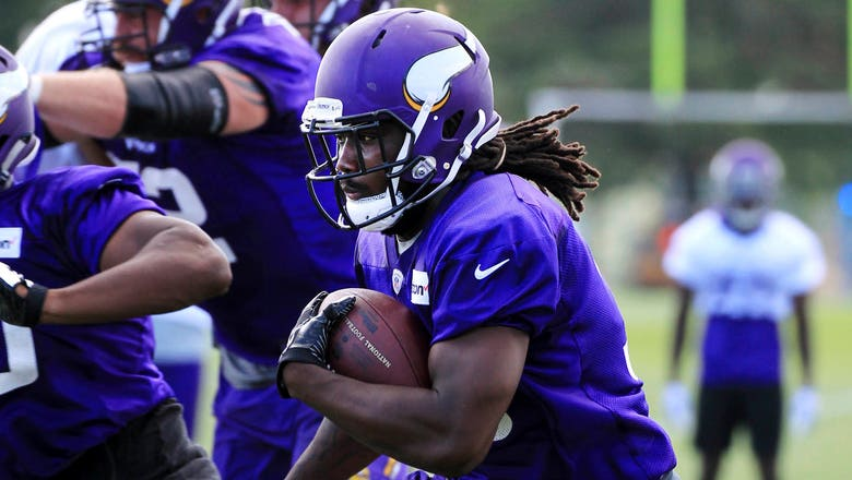 Things to watch for at Vikings OTAs