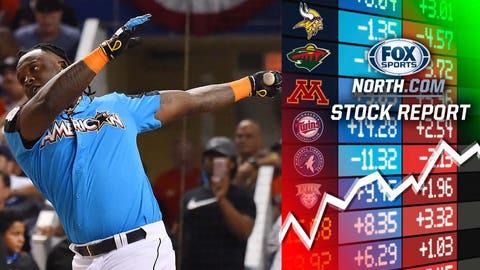 Miguel Sano, Twins third baseman (↑ UP)