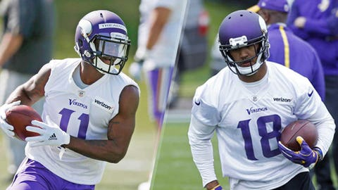 Wide receiver: Laquon Treadwell vs. Michael Floyd