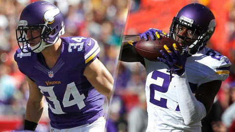 Strong safety: Andrew Sendejo vs. Jayron Kearse
