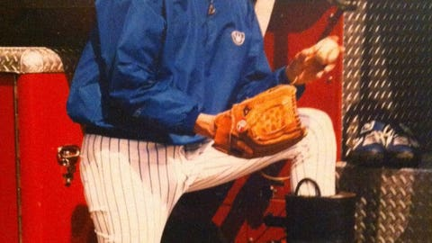 Dan Plesac, former Brewers pitcher
