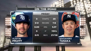 After frustrating loss to Yankees, Rays hope to bounce back for game 2
