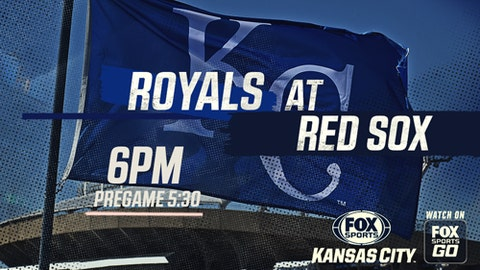 Boston Red Sox vs. Kansas City Royals