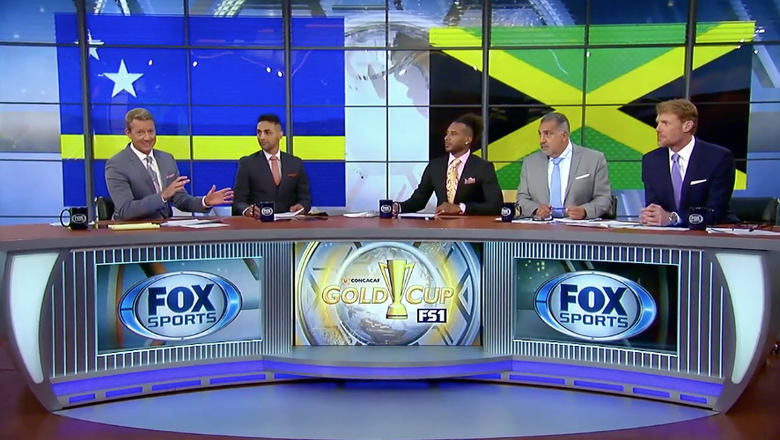 Breaking down the Curacao vs. Jamaica Gold Cup match