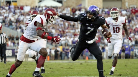 TCU at Arkansas - Sept. 9