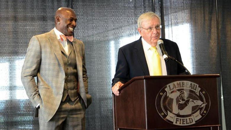 Donald Driver, Mark Lee inducted into Packers Hall of Fame