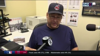 Tito: Indians will keep fighting through scoring struggles