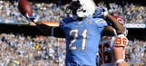 RB LaDainian Tomlinson on NFL career: I wanted to be Walter Payton