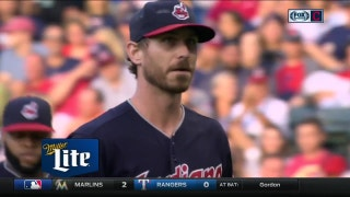 HIGHLIGHTS: Josh Tomlin strikes out six batters in a row