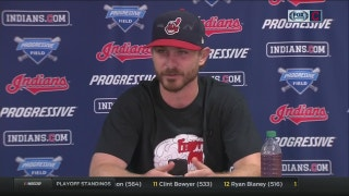 Josh Tomlin setting the tone early for the Indians