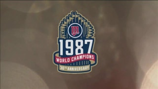Twins honor '87 World Series team 30 years later