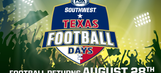 First-ever Texas Football Days to kick off on August 28