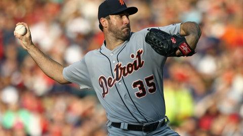 SP Justin Verlander, Tigers