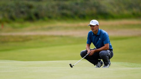 PGA: Jordan Spieth Wins His First British Open
