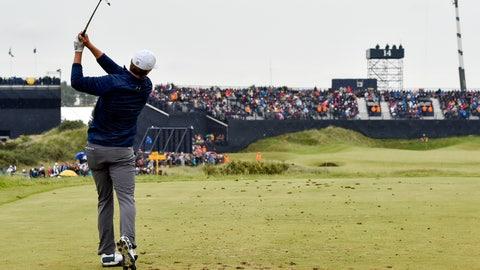 PGA: Jordan Spieth Wins His First British Open
