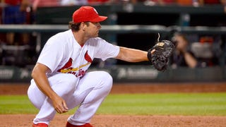 Matheny on DeJong's defensive growth: 'It's fun to watch him push the envelope'