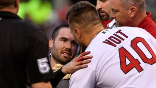Luke Voit on Robbie Ray injury: 'It's a scary situation'