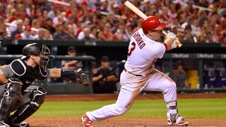 Jedd Gyorko: 'We needed that win tonight'