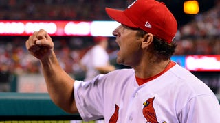 Matheny on Wacha: 'It's really impressive how he's taken things to another level'