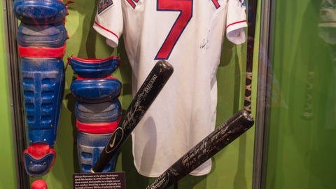 Pudge Rodriguez Hall of Fame Weekend in Cooperstown