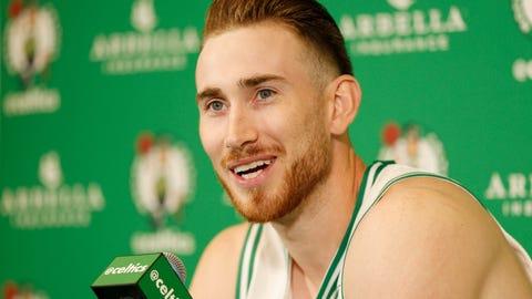 Gordon Hayward | 4 Years (2017-2020) | $138,000,000 | Boston Celtics