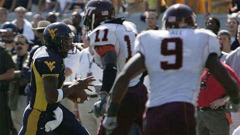 West Virginia vs. Virginia Tech - Sept. 3