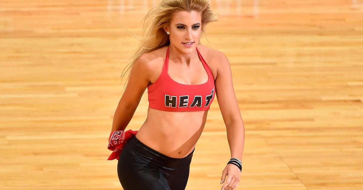 Miami Heat Dancers Fox Sports