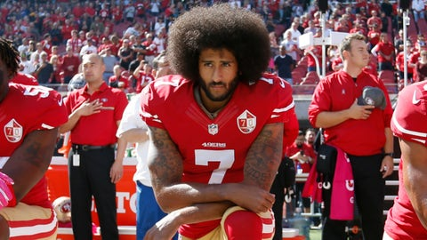 VIDEO: Cris Carter on Kaepernick: There are only a few guys who can play QB, and he is one of them