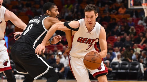 Nets to face Thunder and Heat in Mexico City