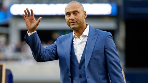 Marlins Owner Agrees To Sell Team To Derek Jeter Group