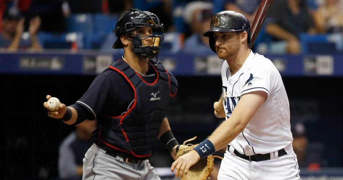 Cleveland Indians 5 Tampa Bay Rays 0