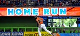 Giancarlo Stanton belts 42nd HR, Marlins complete sweep of Rockies