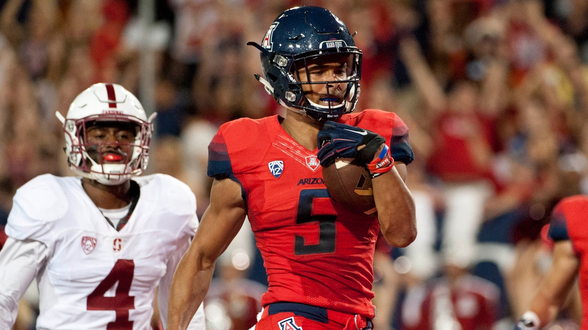 Dolphins reportedly sign undrafted WR Trey Griffey