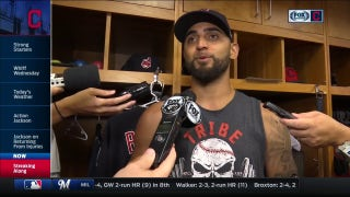 Streaking Along: Indians attribute stretch of wins to playing together as one
