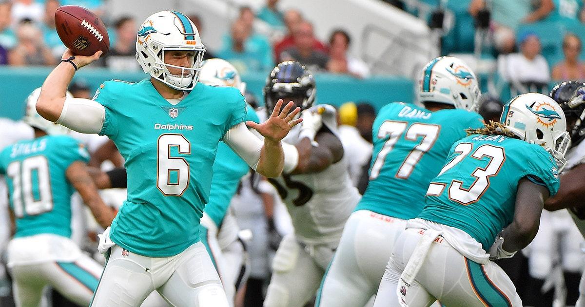 Preseason Baltimore Ravens 31 Miami Dolphins 7