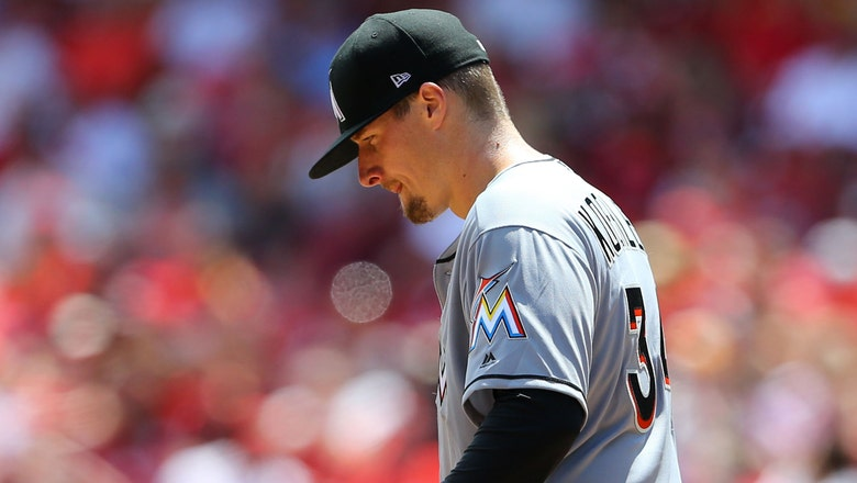 Marlins trade Tom Koehler to Blue Jays for minor league RHP Osman Gutierrez