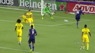 Orlando City SC vs. Columbus Crew SC | 2017 MLS Highlights