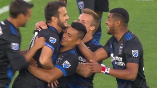 San Jose Earthquakes vs. Philadelphia Union | 2017 MLS Highlights
